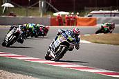 June 11th 2017, Barcelona Circuit, Montmelo, Catalunya, Spain; MotoGP Grand Prix of Catalunya, Race Day; Loris Baz of the Reale Avintia Racing Motogp Team