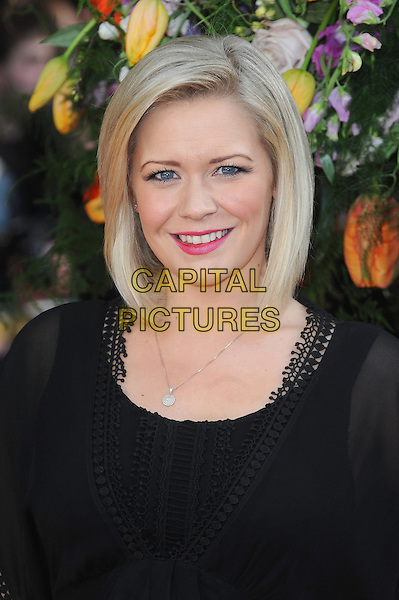 LONDON, ENGLAND - APRIL 13: Suzanne Shaw attends the UK Premiere of A Little Chaos at Kensington Odeon on April 13, 2015 in London, England.<br /> CAP/BEL<br /> &copy;BEL/Capital Pictures