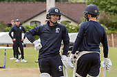 Cricket Scotland - Scotland training at Ayr CC ahead of this week's 4 day Intercontinental Cup match against Namibia - the match begins tomorrow (Tuesday) with an 11am start on each day - Con de Lange - picture by Donald MacLeod - 05.06.2017 - 07702 319 738 - clanmacleod@btinternet.com - www.donald-macleod.com