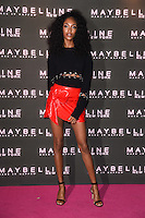 Jourdan Dunn at the Maybelline Bring on the Night party at The Scotch of St James, London, UK. <br /> 18 February  2017<br /> Picture: Steve Vas/Featureflash/SilverHub 0208 004 5359 sales@silverhubmedia.com