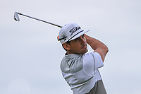 Rafael Cabrera Bello (ESP) watches his tee shot on 17 during round 3 of the AT&T Byron Nelson, Trinity Forest Golf Club, Dallas, Texas, USA. 5/11/2019.<br /> Picture: Golffile | Ken Murray<br /> <br /> <br /> All photo usage must carry mandatory copyright credit (© Golffile | Ken Murray)