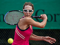 Etten-Leur, The Netherlands, August 27, 2016,  TC Etten, NVK, Carole de Bruin (NED)<br /> Photo: Tennisimages/Henk Koster
