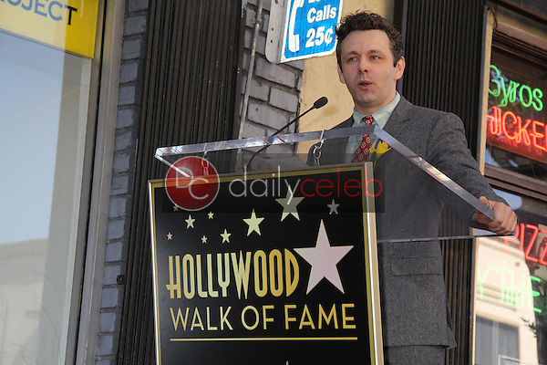 Michael Sheen<br /> at the Richard Burton Posthumous Star On The Hollywood Wallk of Fame ceremony, Hollywood, CA 03-01-13<br /> David Edwards/DailyCeleb.com 818-249-4998