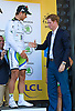 CATHERINE,  DUCHESS OF CAMBRIDGE, PRINCES WILLIAM AND HARRY - &quot;NICE&quot; PACKAGE<br /> The Royals presented Jerseys to the winning riders at the finish of Stage 1 of the 101st Tour de France, Harrogate, Leeds_05/07/2014<br /> Mandatory Credit Photo: &copy;Dias/NEWSPIX INTERNATIONAL<br /> <br /> **ALL FEES PAYABLE TO: &quot;NEWSPIX INTERNATIONAL&quot;**<br /> <br /> IMMEDIATE CONFIRMATION OF USAGE REQUIRED:<br /> Newspix International, 31 Chinnery Hill, Bishop's Stortford, ENGLAND CM23 3PS<br /> Tel:+441279 324672  ; Fax: +441279656877<br /> Mobile:  07775681153<br /> e-mail: info@newspixinternational.co.uk