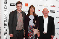 Gary Lewis ,Kate Dickie - 27e Festival du film Britannique de Dinard - France, 29/09/2016