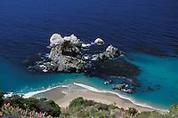 California, Big Sur, Pacific Ocean coastline