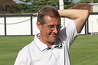 RIO DE JANEIRO, RJ, 04 DE JANEIRO DE 2012 –  Osvaldo de Oliveira, treinador do Botafogo durante a reapresentação do time, na sede de General Severiano na cidade do Rio de Janeiro nessa quarta-feira, 04. FOTO: BRUNO TURANO – NEWS FREE.