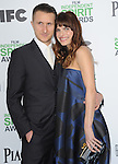 Lake Bell and husband<br />  attends The 2014 Film Independent Spirit Awards held at Santa Monica Beach in Santa Monica, California on March 01,2014                                                                               &copy; 2014 Hollywood Press Agency