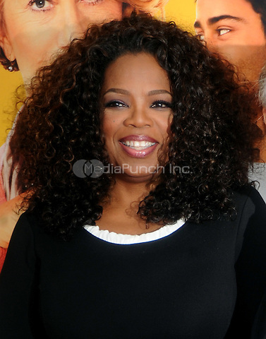 New York, NY- August 4: Oprah Winfrey attends the world premiere of Dreamworks pictures' 'The Hundred-Foot Journey' on August 4, 2014 at the Ziegfeld Theater in New York City. Credit: John Palmer/MediaPunch
