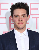 07 March 2019 - Westwood, California - Casey Cott. &quot;Five Feet Apart&quot; Los Angeles Premiere held at the Fox Bruin Theatre.  <br /> CAP/ADM/BT<br /> &copy;BT/ADM/Capital Pictures