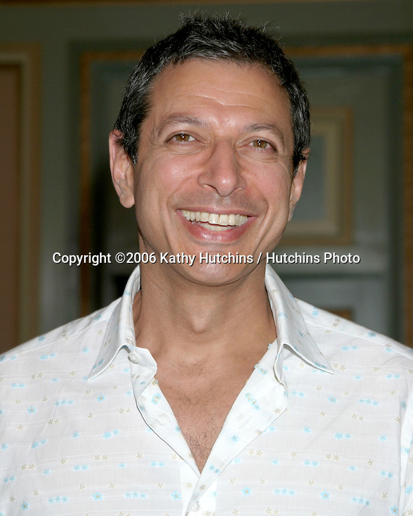 Jeff Goldblum.NBC TCA All Star Party.Pasadena, CA.July 22, 2006.©2006 Kathy Hutchins / Hutchins Photo....