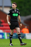 Picture by Alex Whitehead/SWpix.com - 11/05/2018 - Rugby League - Ladbrokes Challenge Cup - Leigh Centurions v Salford Red Devils - Leigh Sports Village, Leigh, England - Referee Liam Moore.