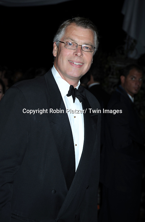Richard Johnson arriving at The New Yorkers for Children 2010 Fall Gala on September 21, 2010 at Cipriani's 42nd Street.