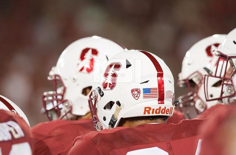 Stanford, CA, September 12, 2015.Stanford Football vs. University of Central Florida. Stanford won 31-7.