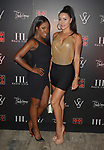 MIAMI, FL - JUNE 16: Mokablu and Singer Shanna Kress attend NBA player Miami Heat (#21 / Center) Hassan Whiteside 30th Birthday Celebration at Woodside Miami produced be The Neala Group on June 16, 2019 in Miami, Florida. ( Photo by Johnny Louis / jlnphotography.com )