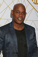 LOS ANGELES - SEP 21:  Bokeem Woodbine at the Showtime Emmy Eve Party at the San Vicente Bungalows on September 21, 2019 in West Hollywood, CA