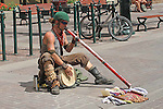 4 DIDGERIDOO PLAYER