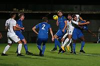 Barking vs Romford, Friendly Match Football at Mayesbrook Park on 8th September 2020