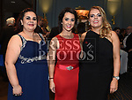 Adriana Periera, Sarah Scully and Stephanie Hunter from Yapstone at the Drogheda Business Excellence Awards in City North Hotel. Photo:Colin Bell/pressphotos.ie