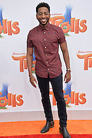 LOS ANGELES, CA. October 23, 2016: Actor Shaun Brown at the Los Angeles premiere of &quot;Trolls&quot; at the Regency Village Theatre, Westwood.<br /> Picture: Paul Smith/Featureflash/SilverHub 0208 004 5359/ 07711 972644 Editors@silverhubmedia.com