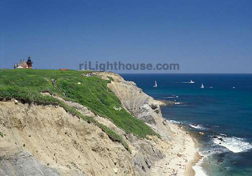 Southeast Light Block Island