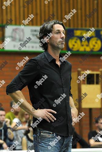 2013-09-21 / Volleybal / seizoen 2013-2014 / Vosselaar / Eric Van Drom<br /><br />Foto: Mpics.be