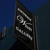 SANTA MONICA - JUN 25: Andrew Weiss Gallery at the David Bromley LA Women Art Exhibition opening reception at the Andrew Weiss Gallery on June 25, 2016 in Santa Monica, California