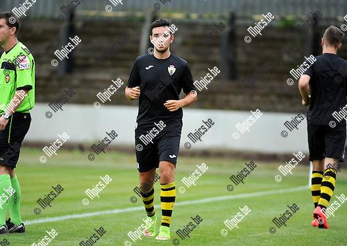 2015-07-18 / Voetbal / seizoen 2015-2016 / Berchem Sport / Andy Dirickx<br /><br />Foto: Mpics.be