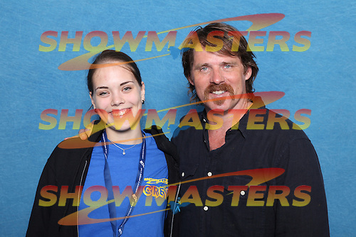 London Film and Comic Con 20012, Ben Browder