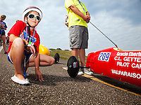 The 77th All American Soap Box Derby was held in Akron Ohio, July 21 - 26, 2014
