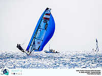The Trofeo Princesa Sofia Iberostar celebrates this year its 50th anniversary in the elite of Olympic sailing in a record edition, to be held in Majorcan waters from 29th March to 6th April, organised by Club Nàutic S'Arenal, Club Marítimo San Antonio de la Playa, Real Club Náutico de Palma and the Balearic and Spanish federations. ©Jesus Renedo/SAILING ENERGY/50th Trofeo Princesa Sofia Iberostar<br /> 28 March, 2019.
