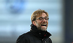 Jurgen Klopp manager of Liverpool  after the English Premier League match at Goodison Park, Liverpool. Picture date: December 19th, 2016. Photo credit should read: Lynne Cameron/Sportimage