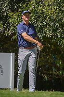 Patton Kizzire (USA) watches his tee shot on 2 during round 1 of the World Golf Championships, Mexico, Club De Golf Chapultepec, Mexico City, Mexico. 2/21/2019.<br /> Picture: Golffile | Ken Murray<br /> <br /> <br /> All photo usage must carry mandatory copyright credit (© Golffile | Ken Murray)