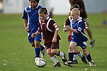 Pukekhohe AFC 8th Grade A Team vs Waiuku Cougars football game played at Bledisloe Park Pukekohe on Saturday May 3rd, 2008.
