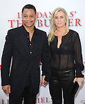 Cuba Gooding Jr. and wife at The Weinstein L.A Premiere of Lee Daniels' The Butler held at The Regal Cinemas L.A. Live Stadium 14 in Los Angeles, California on August 12,2013                                                                   Copyright 2013 Hollywood Press Agency