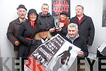 Preparation's are well underway for Waterville's Charlie Chaplin Festival which will be officially launched in the Everyman Theater on the 7th March at 5:30pm, pictured here committee members front l-r; Anne condon, Mick O'Dwyer(Chairman), back l-r; Denis Fenton, Catherine Curran, Donie McGillicuddy, Nicky Hawkins & Dennis Cross.
