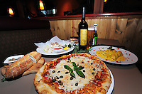 Bucatini Trattoria restaurant features pizza, seafood cannoli, calamari, and other Italian cuisine