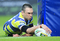 PICTURE BY CHRIS MANGNALL /SWPIX.COM...Rugby League -  Super League  - Leeds Rhinos v Hull FC - Headingley Carnegie Stadium , Leeds, England  - 06/07/12... Leeds Kevin Sinfield
