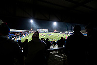 Picture by Allan McKenzie/SWpix.com - 09/02/2018 - Rugby League - Betfred Super League - Wakefield Trinity v Salford Red Devils - The Mobile Rocket Stadium, Wakefield, England - A general view, GV of Wakefield Trinity's Belle Vue stadium, fans, supporters.