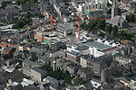 Aerial view of Drogheda showing Mayorality St. looking North West with Laurence St. to St. Peters Church of Ireland Church in view. Also showing Laurence Gate. 02/09/05...Photo NEWSFILE/Fran Caffrey.(Photo credit should read Fran Caffrey/NEWSFILE)....This Picture has been sent you under the condtions enclosed by:.Newsfile Ltd..The Studio,.Millmount Abbey,.Drogheda,.Co Meath..Ireland..Tel: +353(0)41-9871240.Fax: +353(0)41-9871260.GSM: +353(0)86-2500958.email: pictures@newsfile.ie.www.newsfile.ie.FTP: 193.120.102.198...This picture is from Fran Caffrey@newsfile.ie