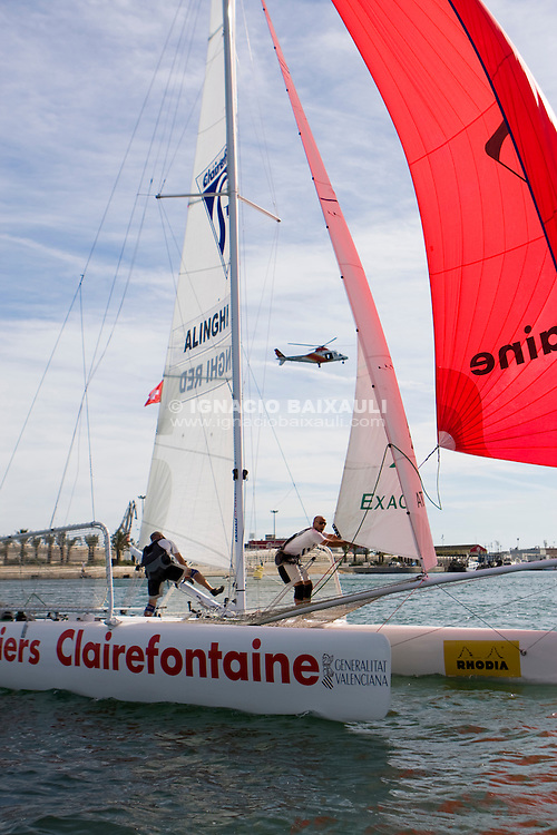9th Trophée Clairefontaine, Saturday 13 and Sunday 14 September 2008, Marina Juan Carlos I, Valencia,Spain