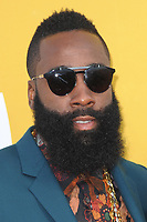 www.acepixs.com<br /> June 26, 2017  New York City<br /> <br /> James Harden attending the 2017 NBA Awards live on TNT on June 26, 2017 in New York City.<br /> <br /> Credit: Kristin Callahan/ACE Pictures<br /> <br /> <br /> Tel: 646 769 0430<br /> Email: info@acepixs.com