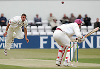 Andre Nel of Essex during Northamptonshire CCC vs Essex CCC, LV County Championship Division Two at County Ground, Northampton. Nel has been appointed as Assistant Head Coach of Essex CCC on 11th March 2019.