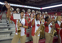 NWA Democrat-Gazette/BEN GOFF @NWABENGOFF<br /> Arkansas men's basketball Red-White game on Sunday Oct. 23, 2016 at Bud Walton Arena in Fayetteiville.
