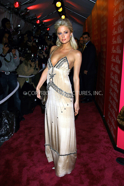 WWW.ACEPIXS.COM . . . . . ....NEW YORK, FEBRUARY 9, 2005....Paris Hilton at the launch of her new fragrance at Duvet.....Please byline: FAMOUS-ACE PICTURES-D. KUSHNER.. . . . . . ..Ace Pictures, Inc:  ..Philip Vaughan (646) 769-0430..e-mail: info@acepixs.com..web: http://www.acepixs.com