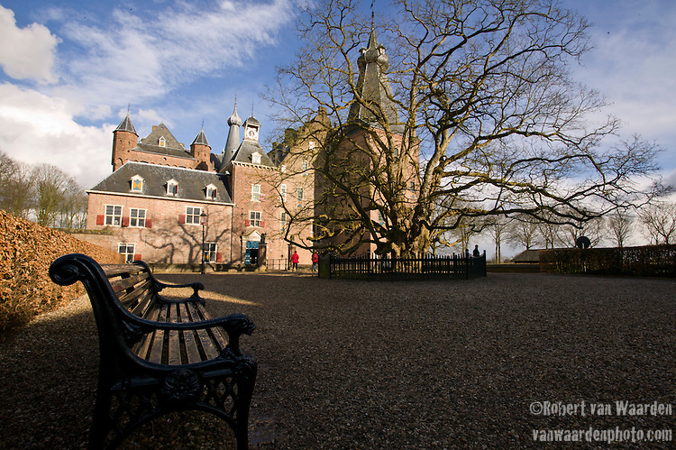 The Kasteel Dorweth in the Netherlandsd
