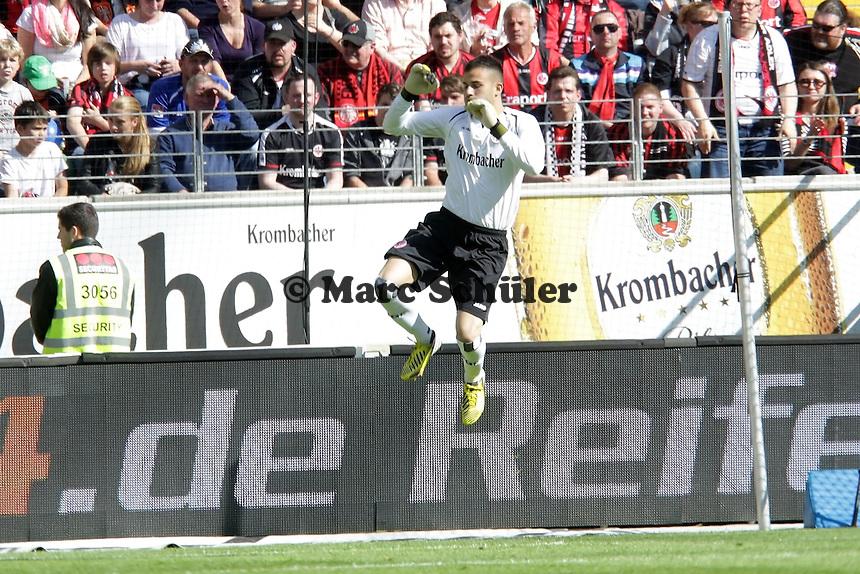 Aykut Oezer (Eintracht)