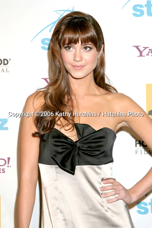Mary Elizabeth Winstead.Hollywood Film Festival Awards.Beverly Hilton Hotel.Beverly Hills , CA.October 23, 2006.©2006 Kathy Hutchins / Hutchins Photo....