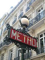 PARIS--Metro