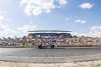 Spanish driver David Marco Bermejo belonging Spanish team David Marco Bermejo  during the fist race R1 of the XXX Spain GP Camion of the FIA European Truck Racing Championship 2016 in Madrid. October 01, 2016. (ALTERPHOTOS/Rodrigo Jimenez) /NortePHOTO /NORTEPHOTO.COM